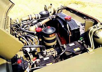 Engine Reconstruction