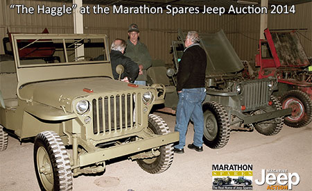 2014 Auction Haggle