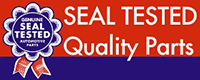Seal tested quality parts